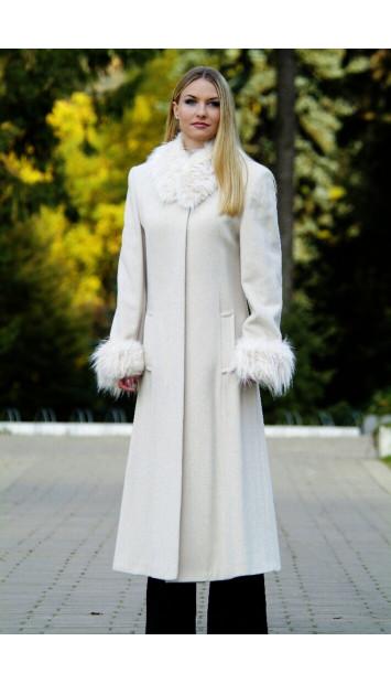 Kabát bežový Aurel - 9202