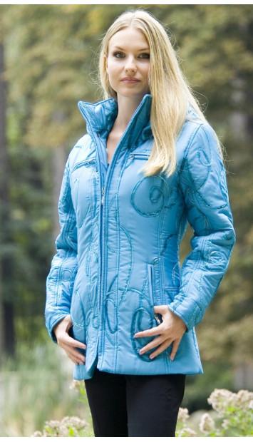 Kabát modrý Ambróz - 39591T