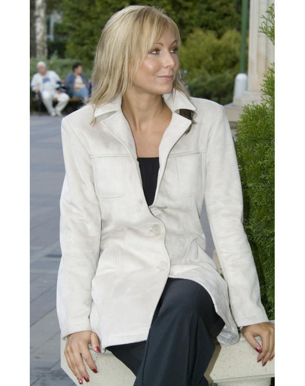 Kabát bežový Beňadik - 39528