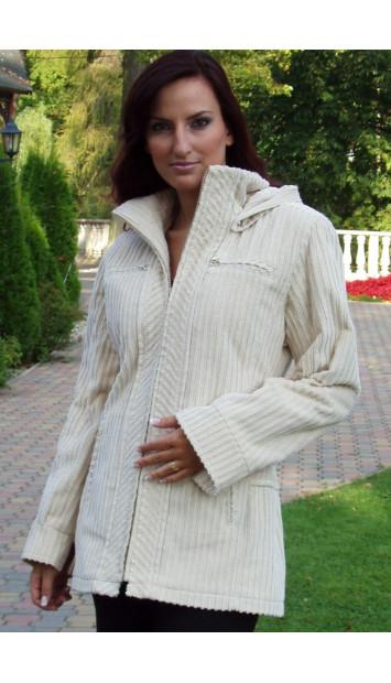 Kabát bežový Kazimír - 39473