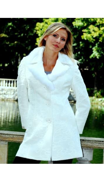 Kabát bežový Aleš - 39728
