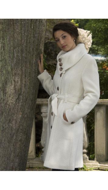 Kabát bežový Karolína - 4005