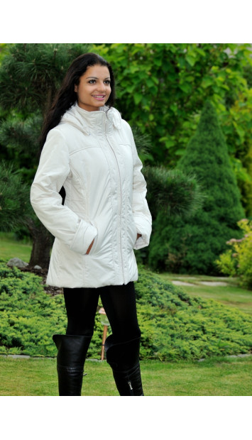 Kabát bežový Bea- 4091.3B