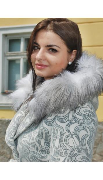 Kabát bežový Hana - 5115.1c2